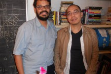 With Apichatpong Weerasethakul